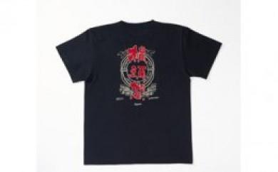 【XXLサイズ】横須賀Tシャツ【スカティ】オリジナル刺繍・横須賀波カモメ