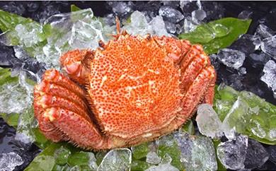 流氷が運ぶプランクトンで育った!オホーツク産『毛ガニ』2杯 計700g!