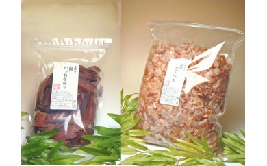 203-014-C 焼津産鰹節の花かつお500g入×6袋