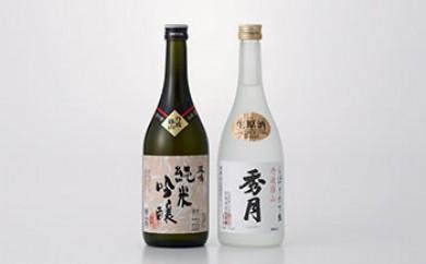 篠山の地酒 飲み比べ2本セット