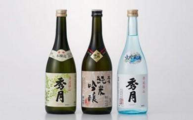 篠山の地酒 飲み比べ3本セット