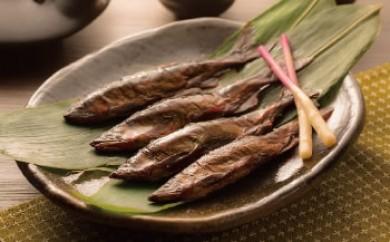 那珂川の鮎甘露煮