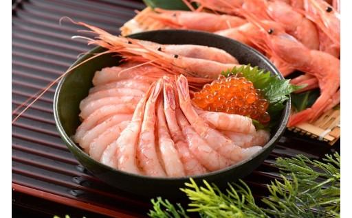 [A-0505] お手軽冷凍丼セット! 「若狭牛ステーキ丼」「越前甘えび丼」