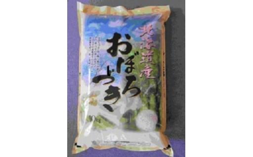 A4 【新米】おぼろづき10kg(中富良野産)