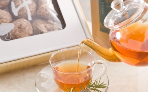 30-A-67 原木椎茸&JAS認定和紅茶
