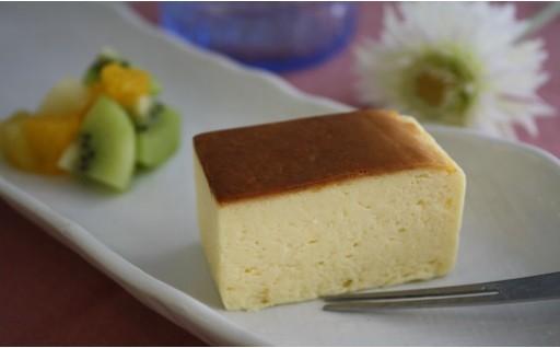 028-005 茶蔵のベイクドチーズケーキ(木箱入り)