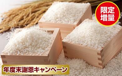 [№5792-0236]特別栽培米3種食べ比べセット 計9kg