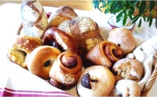 A76 北の大自然からお届け★自家製天然酵母パン