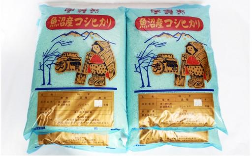 [№5762-0301]平成29年産魚沼産コシヒカリ 20kg