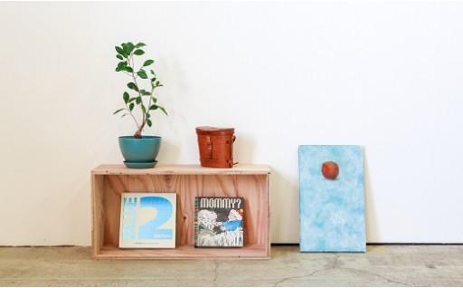 北海道育ちの木材を使った宮大工特製「WOOD BOX 720」