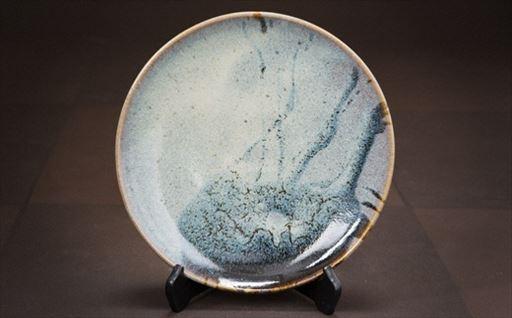 Y064 海鼠釉皿