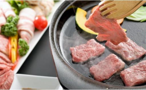 30-A-⑤ 鹿児島県産黒毛和牛・黒豚焼肉セット
