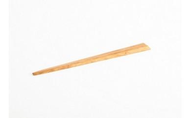 りんごの木の箸セット(角箸)