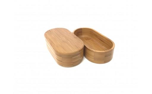 高知県産 竹集成材製 お弁当箱