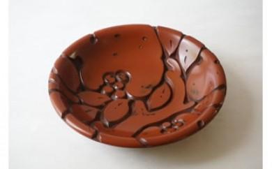 鎌倉彫博古堂 鉢「ざくろ」
