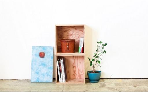 北海道育ちの木材を使った宮大工特製「WOOD BOX 360」