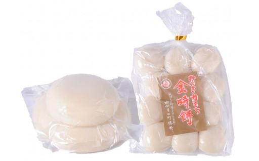 30-10-7 勝央町産の餅米で作った『鏡餅セット』