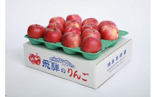 飛騨産りんご