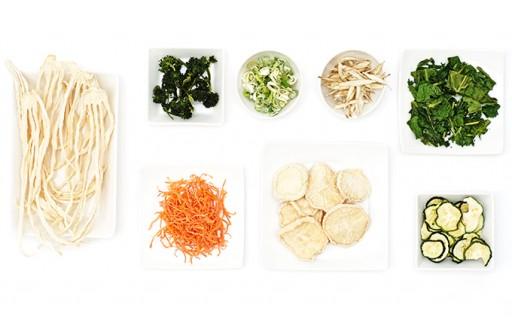 [№5539-0046]農家手づくりの味詰合せ①≪乾燥野菜8種≫