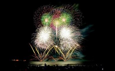 [№5875-0236]【50席限定】逗子海岸花火大会有料観覧席チケット