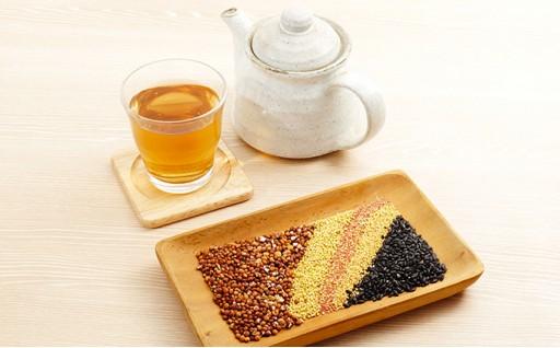 [№5539-0042]まさおのセット ハト麦茶と雑穀ブレンド