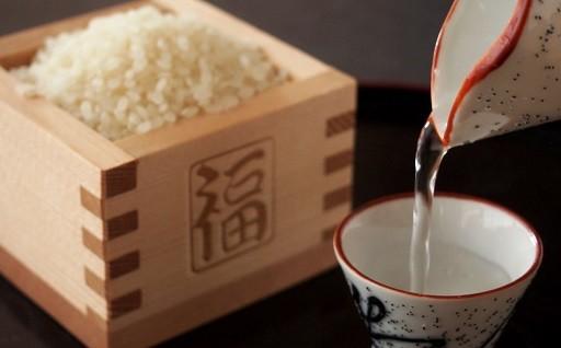Bc-03 米どころ自慢!仁井田米と手造り吟醸酒の特別セット