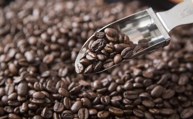 コーヒー豆付き