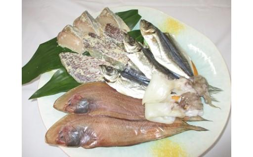 A-74 瀬戸内の幸を食卓に!「魚辰」特選一塩もの魚介セット