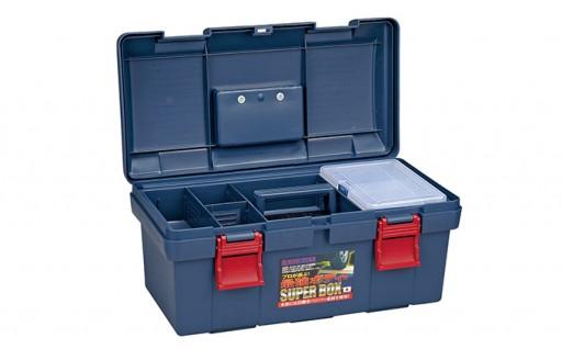 [№5825-0188]工具箱 スーパーボックス SR-450