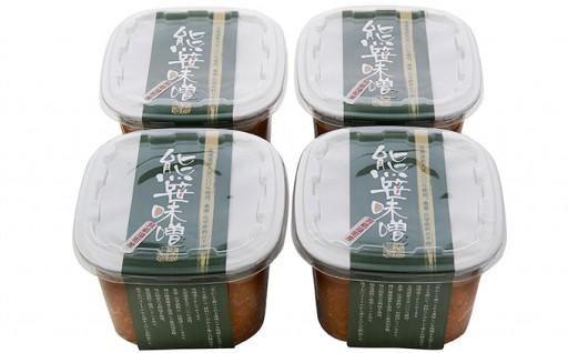 [№5834-0146]熊笹味噌4個セット