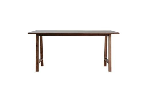 CD-1404-01 Dテーブル アンコール Dテーブル150丸面RNブラウン