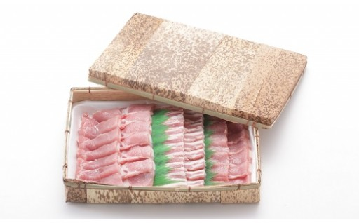 B05 笑子豚の焼き肉セット1.2kg