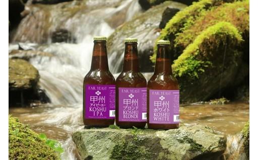 E-601.Far Yeast 甲州市ふるさと納税限定クラフトビール24本セット