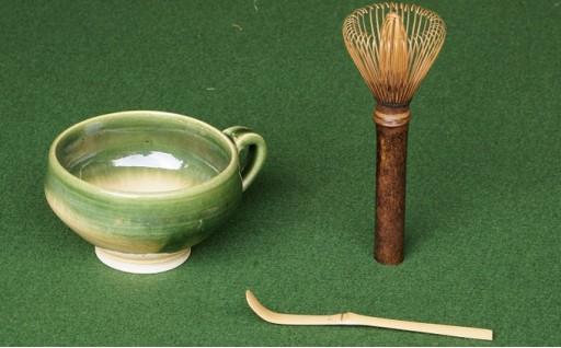 [№5825-0195]マグカップ マドラーdeお茶