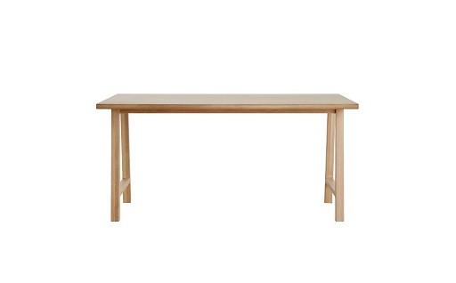 CC-1405-01 Dテーブル アンコール Dテーブル150丸面ONナチュラル