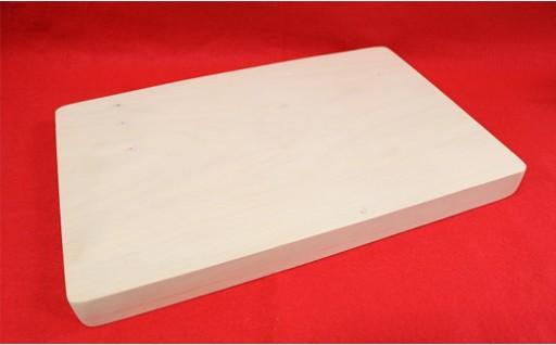 A124:出雲の工芸品 銀杏のまな板