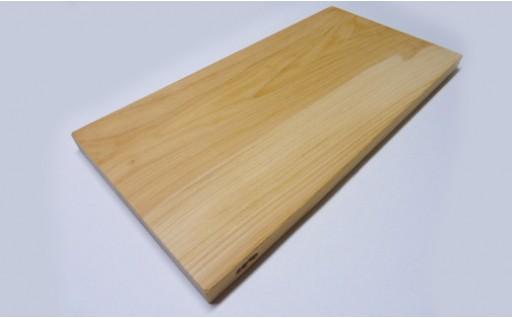 C344:銀杏のまな板(特大、魚用)