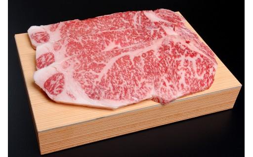 SS-02 多気町肉牛共進会出品牛ロースステーキ