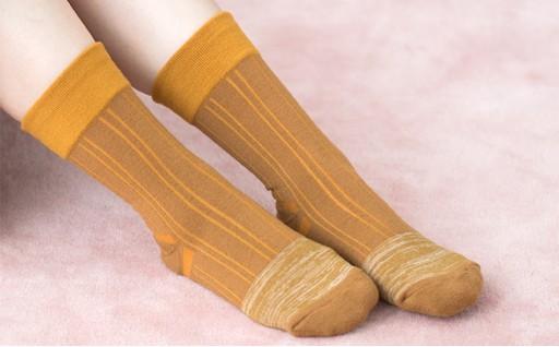 [№5544-0022]口ゴムがないので締めつけないあったか靴下3足セット(婦人)