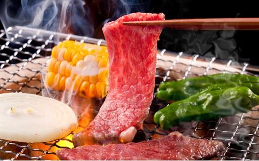 [№5829-0195]三重いなべ牛 焼肉用(1kg)
