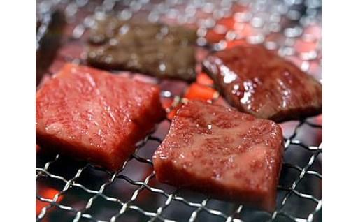 飛騨牛焼肉用 600g