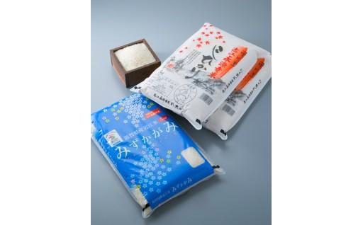 C5 近江永源寺米食べ比べセット[高島屋選定品〕