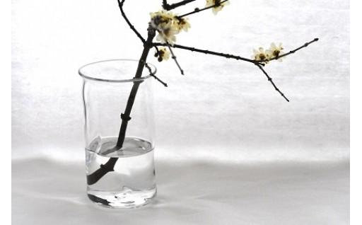 406.【saon】ガラス花器
