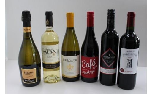 ソムリエセレクトのワイン6本セットpart2