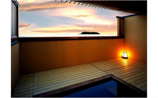 30-5-3.吉良温泉でゆったり  平日鮑付プラン 旅館やまと ペア宿泊券