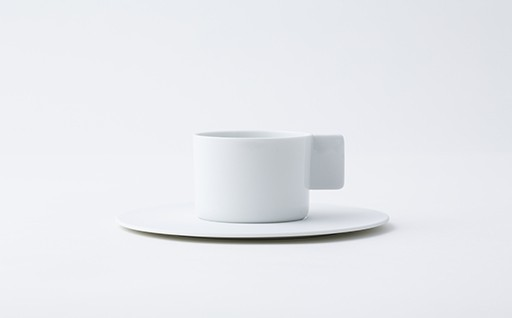 有田焼/1616 / arita japan/Coffee Cup / Saucer (White)