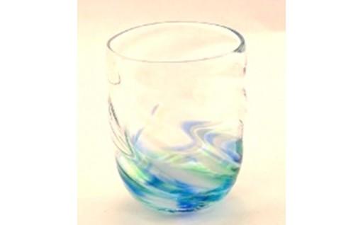 18173.モールコバルトグリーンカップ