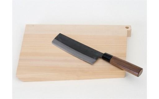 313.くらよし刃物セット(菜切包丁)