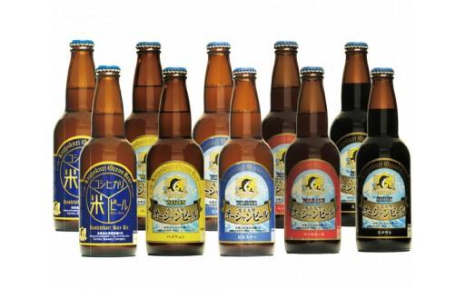 No.059 九十九里オーシャンビール10本詰合せ  / お酒 地ビール セット 千葉県 オススメ