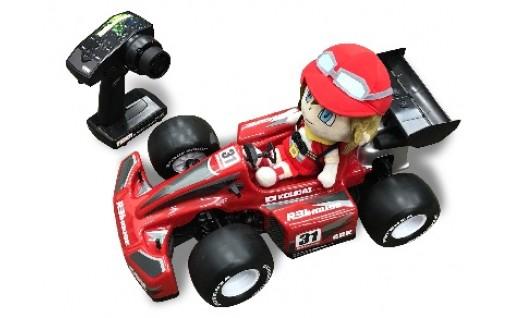 H003:RCカー